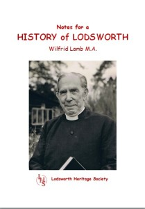tes for a History of Lodsworth by Wilfrid Lamb