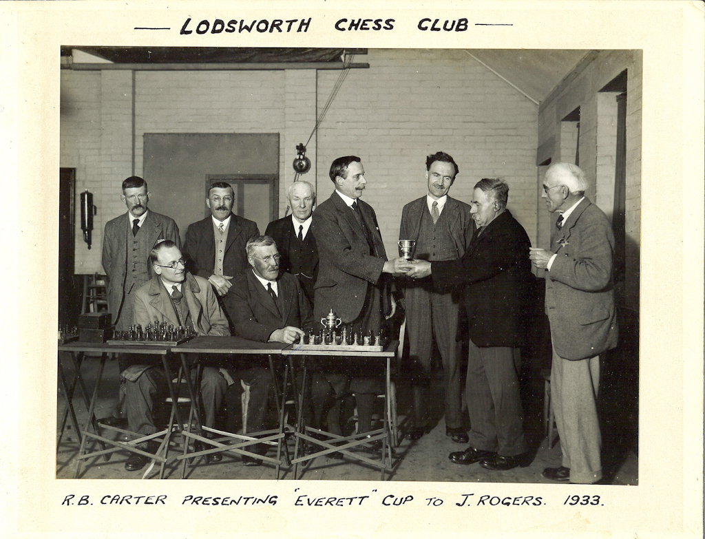 Chess Club 1933