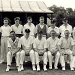 Cricket Team 1954