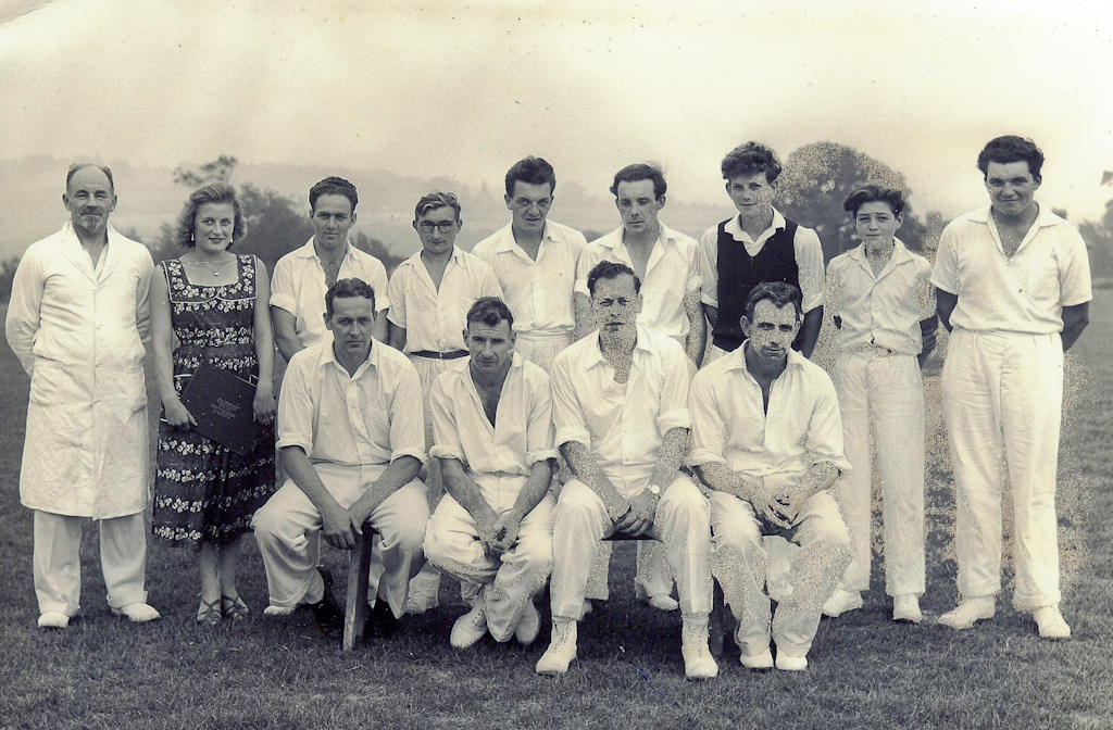 Cricket Team c.1959