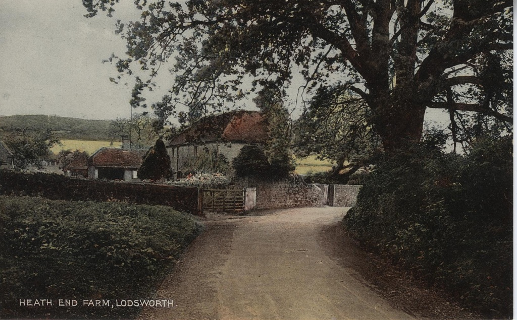 Heathend Farm, Lodsworth