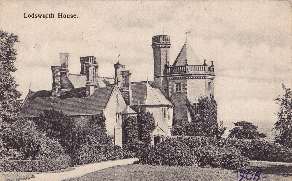 Lodsworth House 1908