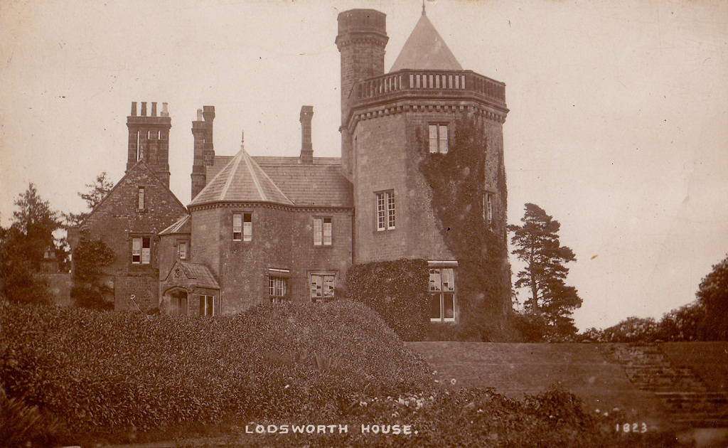 Lodsworth House c.1900