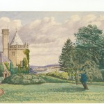 Watercolour of Lodsworth House