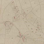 Lodsworth Tithe Map 1842 - Leggatt Hill