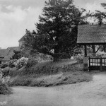 St Peter's Church Lychgate c. 1910