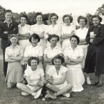 Stoolball Team c.1952