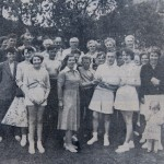 Tennis Tournament 1956