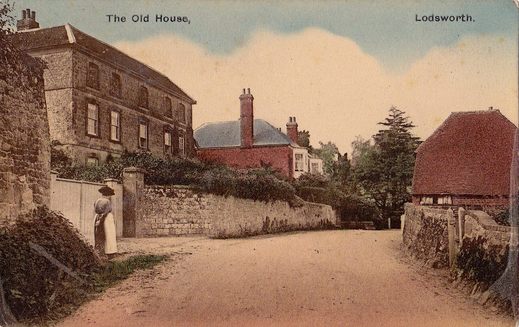 The Old House c.1914