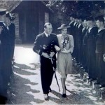 Swordfish pilot John Moffat's wedding at Selham Church