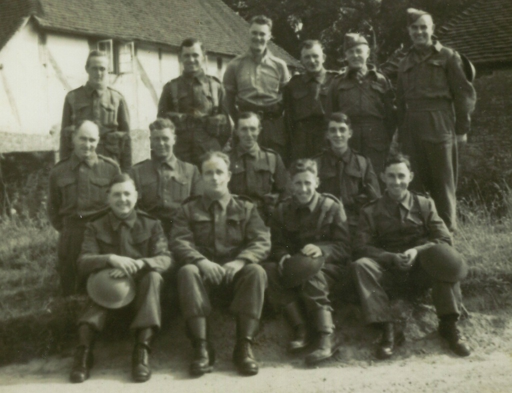 Lickfold Home Guard 1943