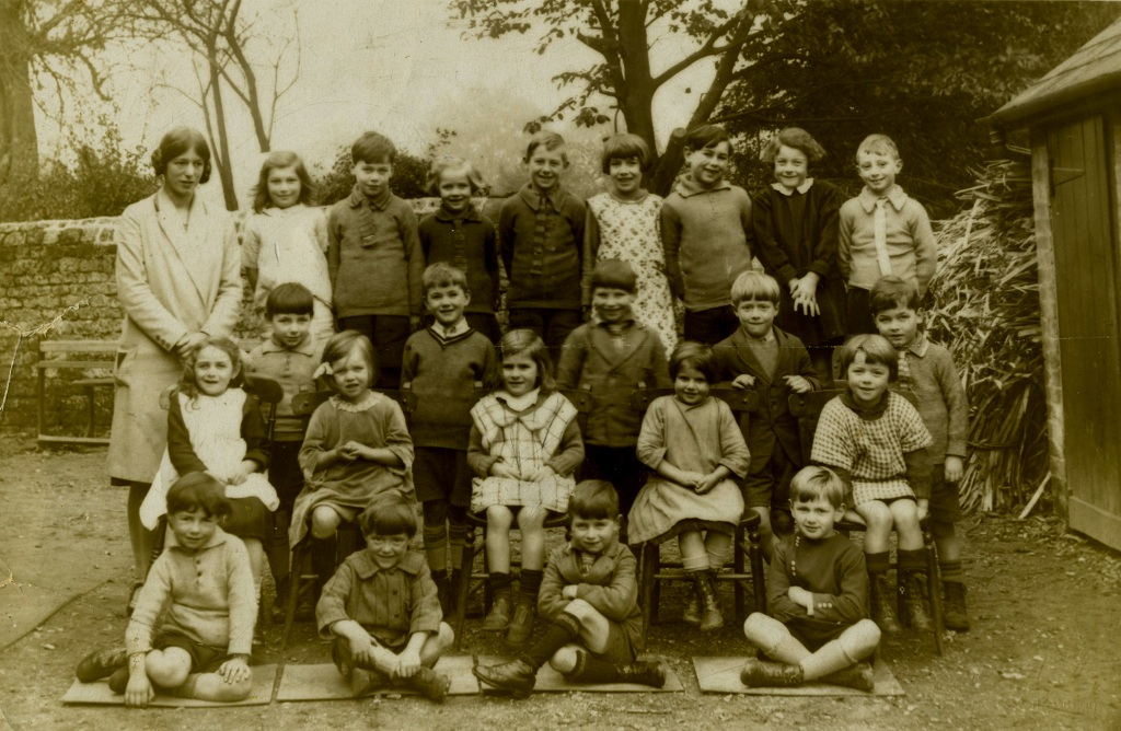Lodsworth School c1930