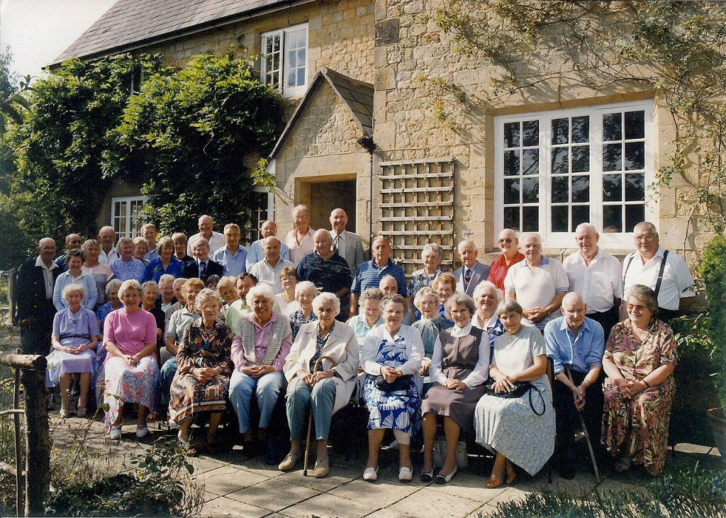 Lodsworth School reunion 1999