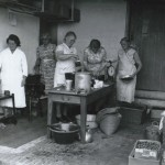 Lodsworth WI jam making 1943