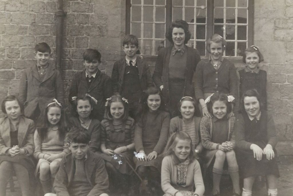 Lodsworth School 1945