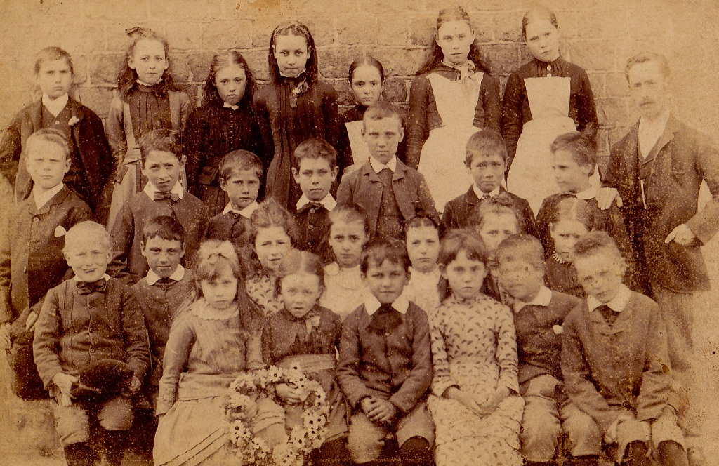 Lodsworth School 1890