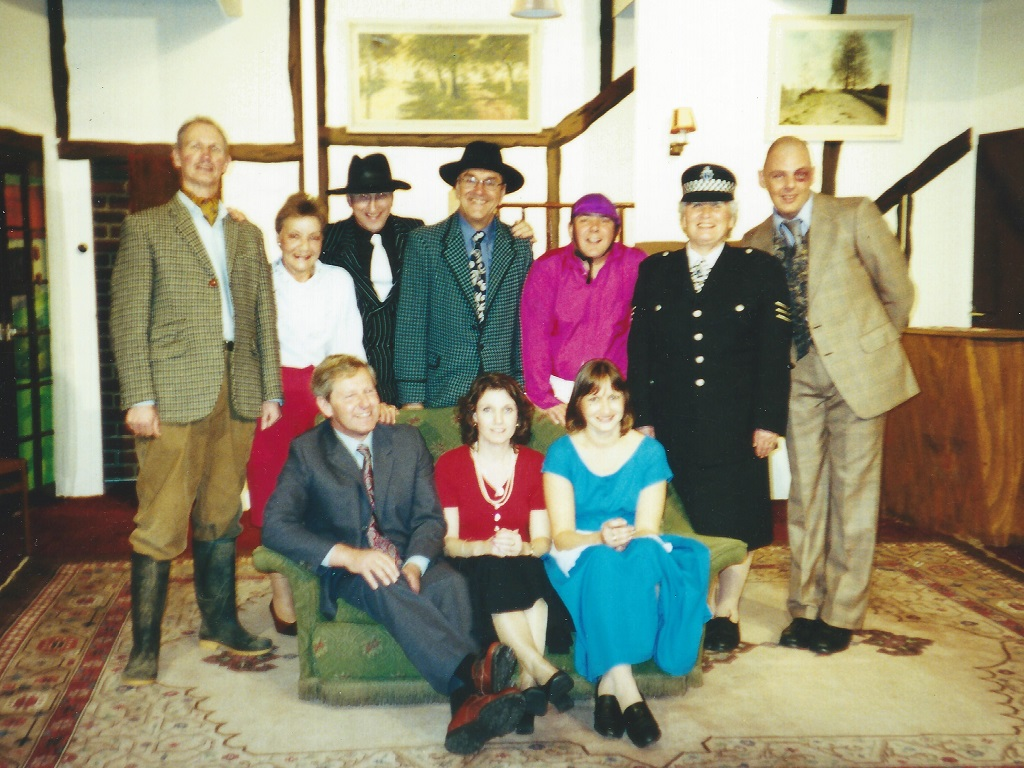 'Dry Rot' Lodsworth Players 2000
