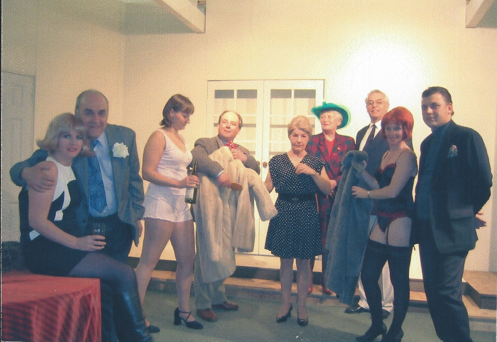 'Not Now Darling' Lodsworth Players 2003